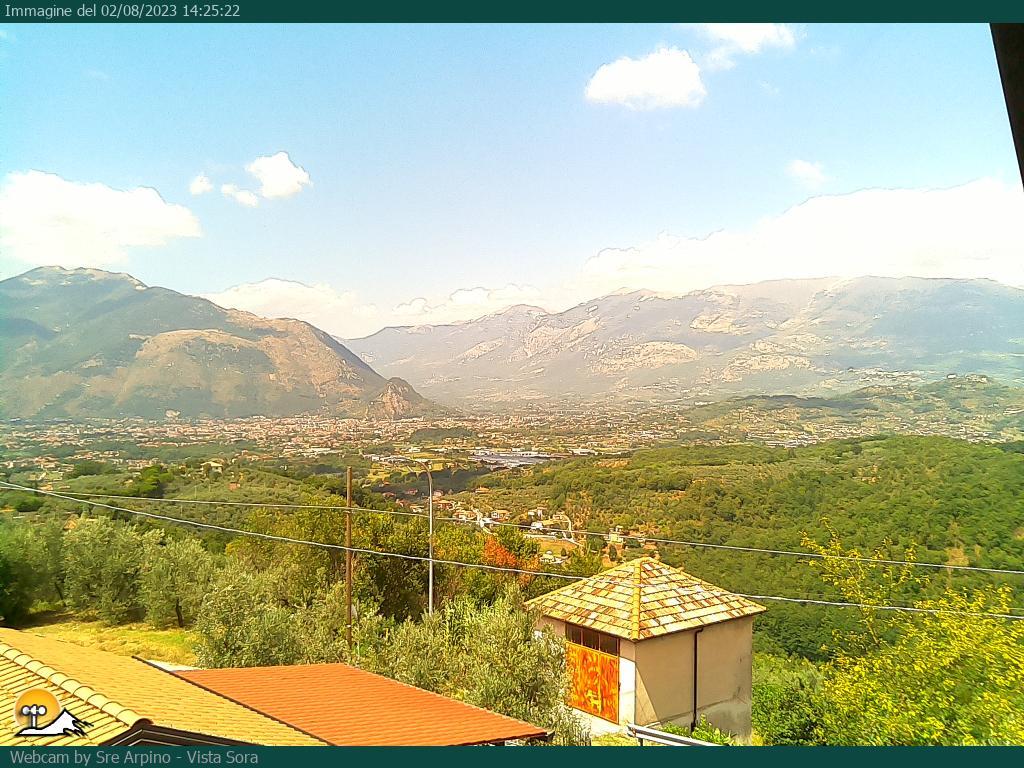 webcam Arpino